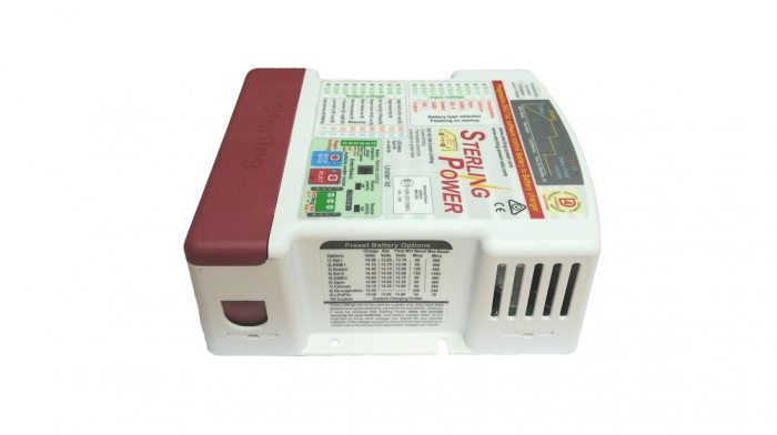 New Battery to Battery charger now in stock - Euro 6 friendly.