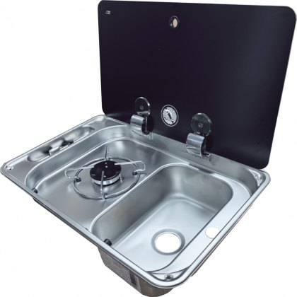 Sink/Hob Combination Units