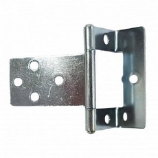 Cranked Flush Hinge