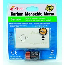 Kidde 7CO Carbon Monoxide Alarm