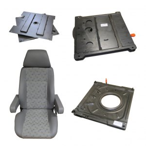 Seats & Seat Swivels