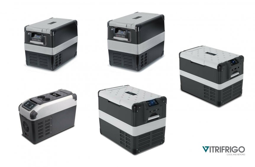 New range of VitriFrigo Coolboxes