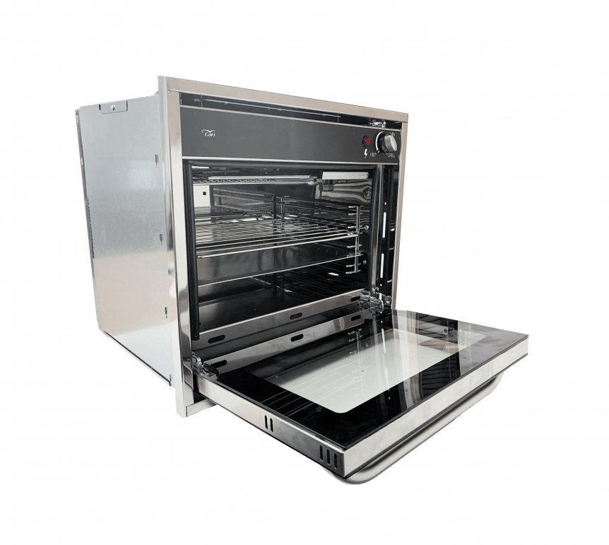 Our new Campervan Oven - Now in stock