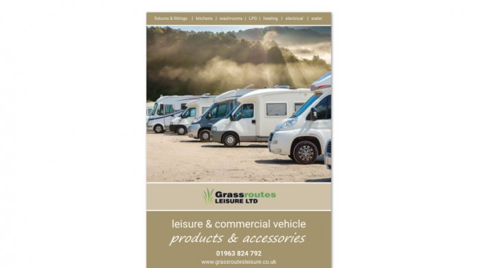 New Campervan Product Catalogue for the NEC show