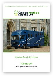 horsebox flyer