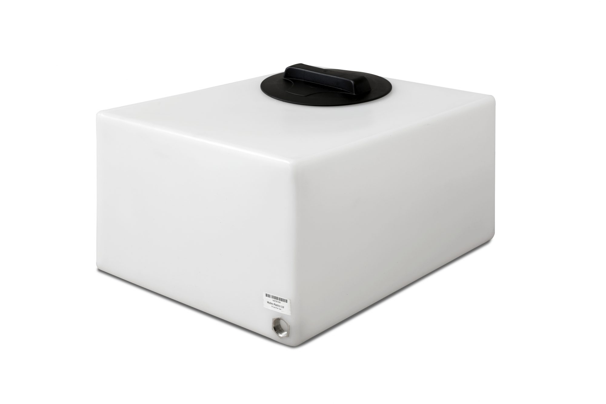 Unbranded Flat 75 Litre Water Tank With Lid Water Tanks