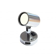 Frilight Stainless Steel minitube with USB