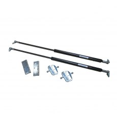 VW/Ford Aluminium Roof Bed with bamboo slats & struts