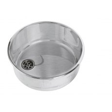 CAN LA1418BA Round Matt Finish Sink