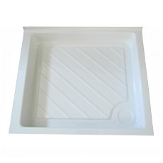 Flat Shower Tray 690 x 580 mm