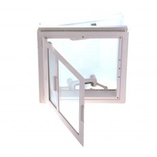 MPK 40 x 40 cm Roof Vent with Fly net BOXED
