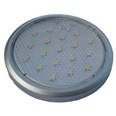 Extra Thin LED (19 Diodes) White Light