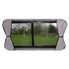 VW T5 Cab Partition Curtain