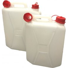 Jerry Can 10 or 20 litre with cap & filling nozzle