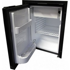Vitrifrigo GR50 Black Fridge Freezer - Temporarily out of stock