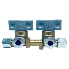 GOK Gas Isolator Switches/Manifolds 1, 2 or 3 way