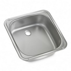 Dometic/SMEV VA910 Square Sink (370 x 370 mm)