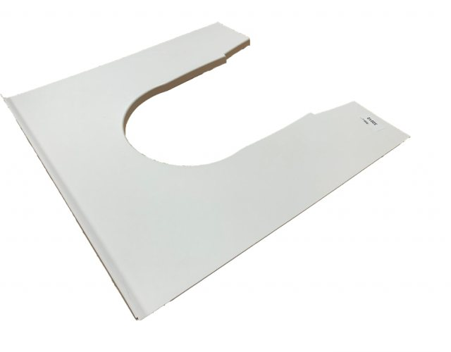 Thetford Recess Panel for Flat Shower Tray 690 x 580 mm