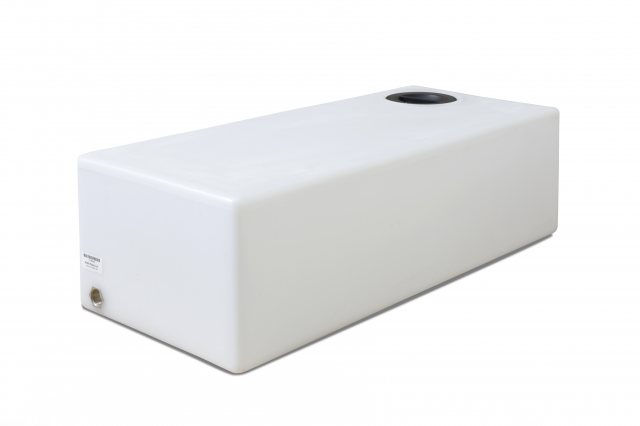 Unbranded Flat 60 Litre Water Tank with Lid