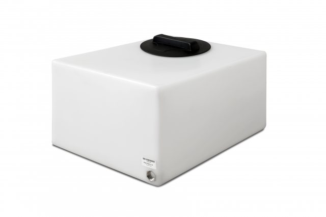 Unbranded Flat 75 Litre Water Tank with Lid