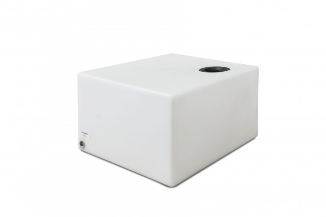 Unbranded Flat 95 Litre Water Tank With 5 Inch Lid