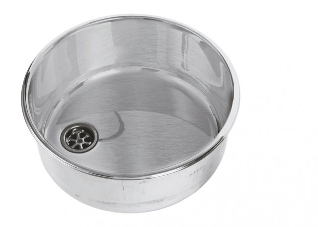 CAN  CAN LA1418BA Round Sink (Dia : 385 mm)