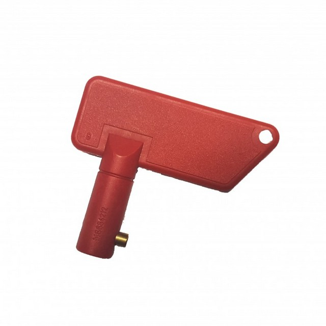 Isolator Switch Key