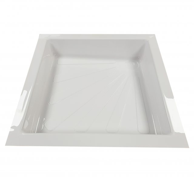 Sloping Shower Tray