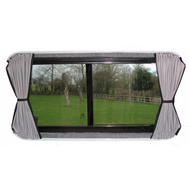 GoW VW T5 Cab Partition Curtain