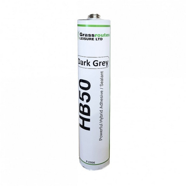 Dark Grey Adhesive Sealant